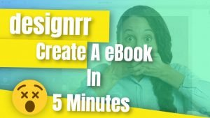 Create Ebook Template